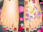 Play Spa Nail Makeover