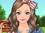 American Girl Make Up