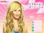 Ashley Tisdale Maekover