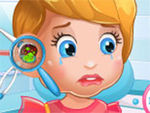Play Baby Lizzie Ear Doctor