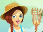 Play Cherry Farm Girl Game