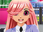 Play Cute Schoolgirl Makeover
