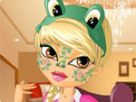 Play Face painting design