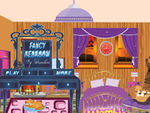 Play Fancy Bedroom