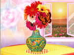 Play Flower Vase Decoration