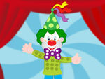 Play Funny Clown Decorating