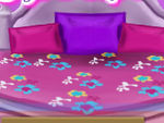 Play Barbie Bedroom Decoration