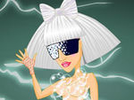 Play Lady Gaga Glamorous Style
