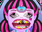 Play Monster Baby at the Dentist