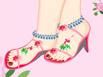 Play Pretty Pedicure Design Part 2
