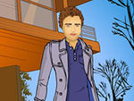 Play Robert Pattinson Dress Up