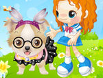 Play Puppy Caring Game