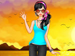 Play Sunset dressup