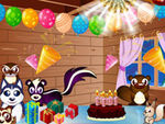 Play Teddys Birthday