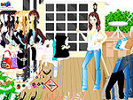 Play Terrace dressup