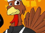Play Thanksgiving Dress Up Game