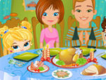 Play Thanksgiving Family Dinner