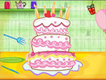 Play Birthday Cake Chef